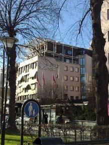 отель Scandic Park 4*