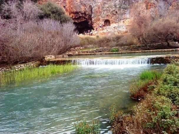 Водопад Баниас