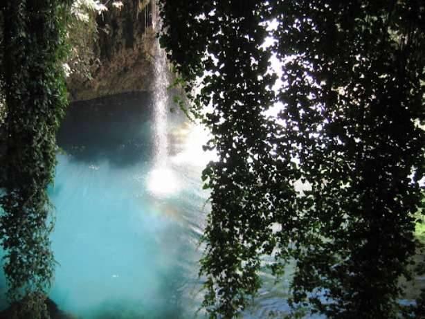 Верхний Дюден, вид из пещеры