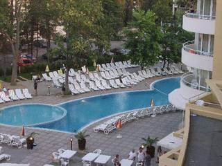 отель Sun Palace 4*