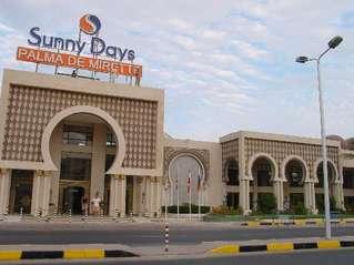 отель Sunny Days Palma De Mirette Resort 4*