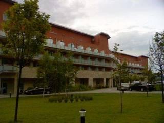 отель Thermal Hotel Visegrad 4*