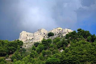 Замок Ареки, Салерно