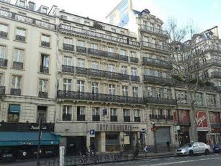 отель Tryp Francois 3*