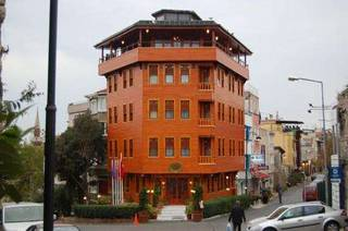 отель Valide Sultan Konagi 3*