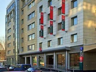 отель Ибис Москва Павелецкая 3*