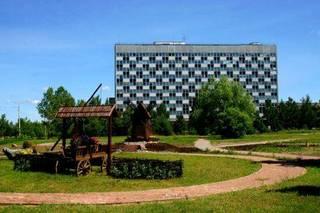 отель Дубна