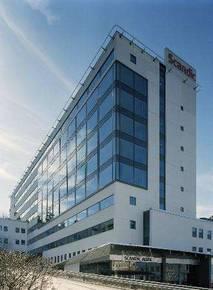 отель Scandic Alvik 4*