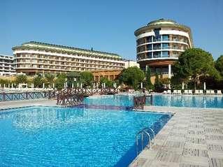 отель Voyage Belek Golf & Spa 5*