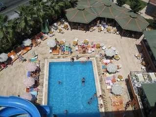 отель Sun Fire Beach 3*