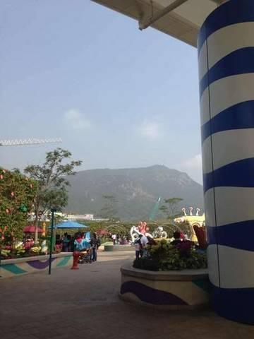 Ocean Park, вход