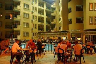 отель Kleopatra Royal Palm 4*
