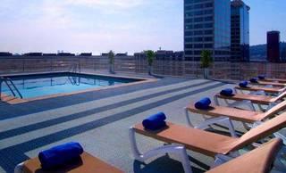 отель Expo Hotel Barcelona 4*