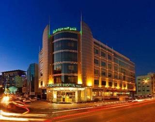 отель Landmark Hotel Riqqa 4*