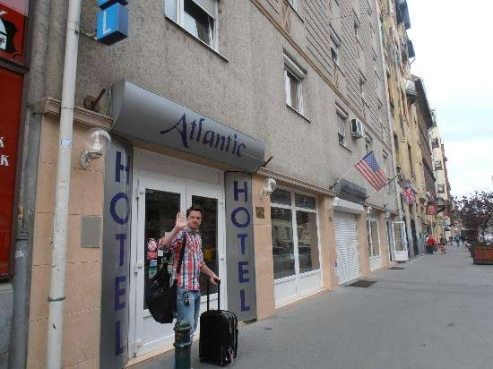 Отель Atlantic 3*