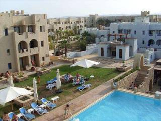 отель Marina Lodge At Port Ghalib 4*
