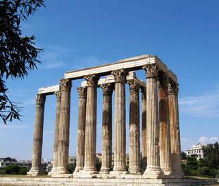 храм Зевса Олимпейон