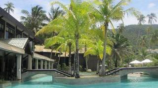 отель The Taaras Beach & Spa Resort 5*