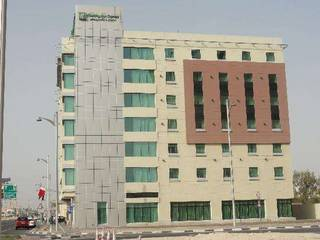 отель Holiday Inn Express Dubai Jumeirah 2*