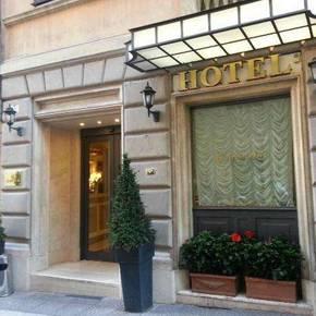 отель Barocco 4*