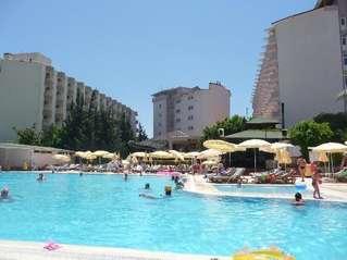отель Beach Club Doganay 5*