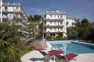 отель Garden Hotel Alassio 3*