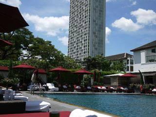 отель The Sukhothai Bangkok 5*