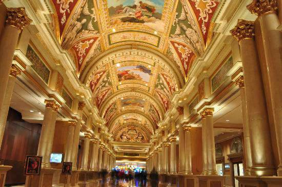 Отель The Venetian Resort Hotel and Casino 5*