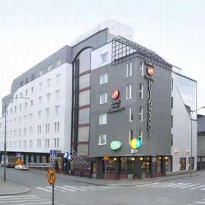 отель Sokos Puijonsarvi 4*