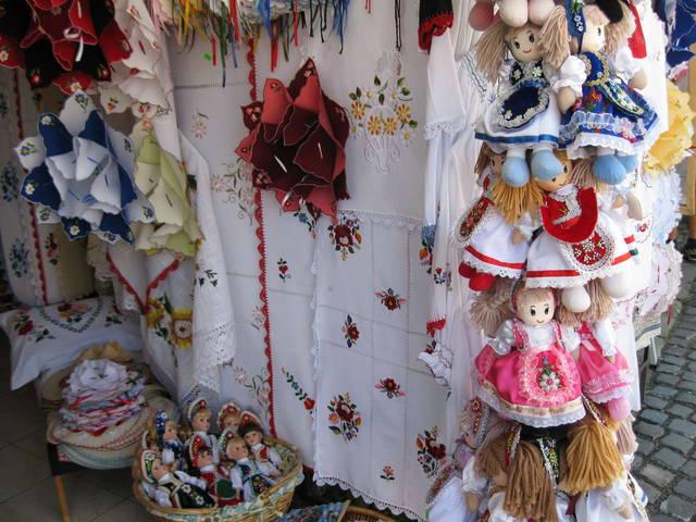 Сувениры на память о Венгрии