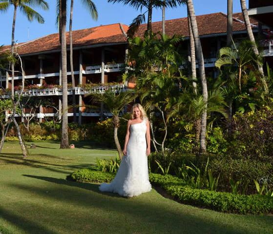 Фотографи на територи отеле