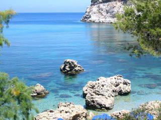 о. Родос, Эгейское море
