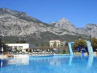 отель Turkiz Beldibi Resort & Spa 5*
