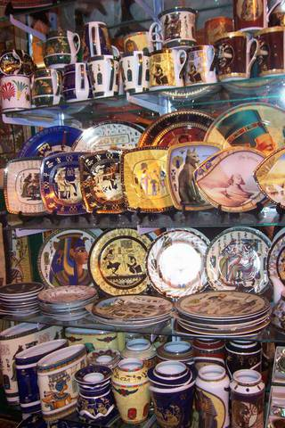 Сувениры Старого города
