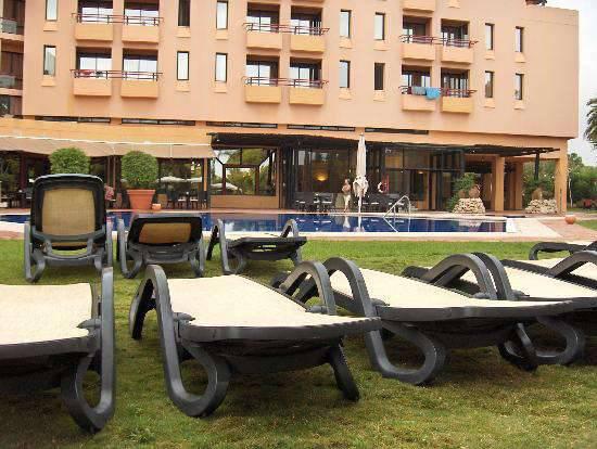 Отель Dom Pedro Marina 4*