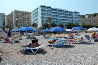 отель Rhodos Beach 3*
