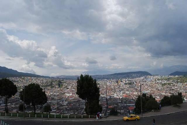 Вид на город с Панесильо