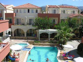 отель Dimitrios Village 4*