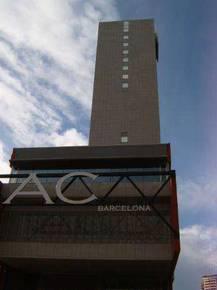 отель AC Hotel Barcelona Forum 4*