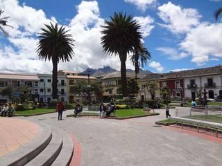 Площадь в Отавало
