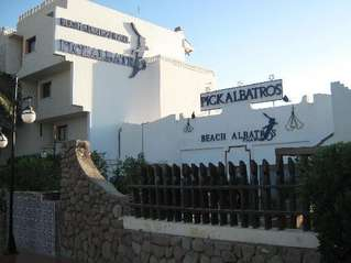 отель Beach Albatros Sharm 4*