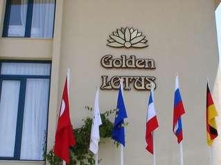 отель Golden Lotus 4*