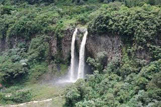 Двойной водопад