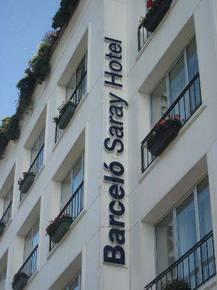 отель Barcelo Saray 4*
