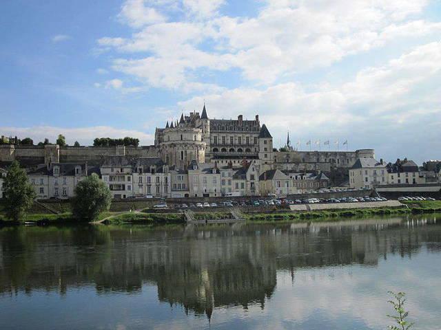 Амбуазский замок