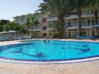 отель Three Corners Empire Beach Resort 3*