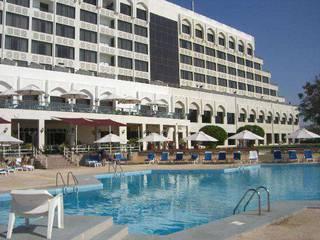 отель Crowne Plaza Hotel Muscat 4*