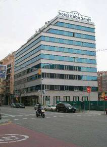 отель Abba Sants 4*