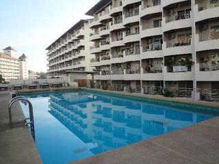 отель Jomtien Plaza Residence 3*