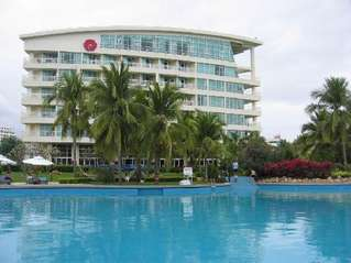 отель Resort Intime Sanya 5*
